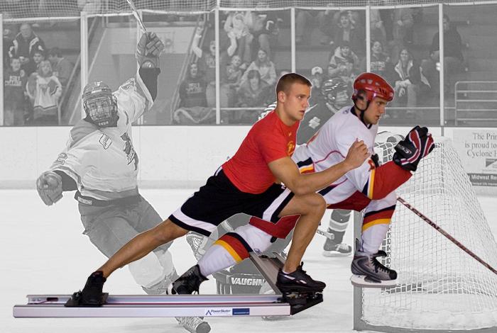 Power Skating Skills Powering Athleticssauce Toss