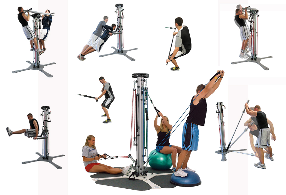 PowerVertex Collage | Powering Athletics
