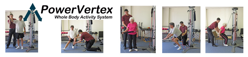 PowerVertex: Whole Body Activity System | Powering Athletics