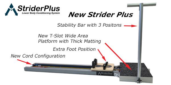 New Strider Plus