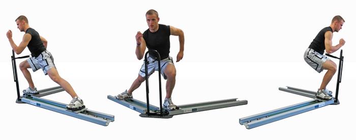 TEKNObar on a PowerSkater | Powering Athletics