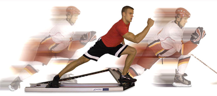 powerskater in use | Powering Athletics