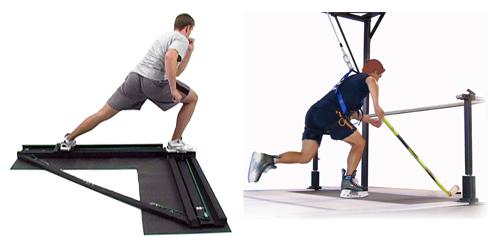 PowerSkater vs Skating Tredmill
