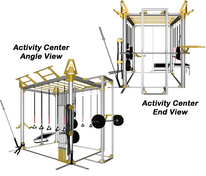 Activity Center | Powering Athletics