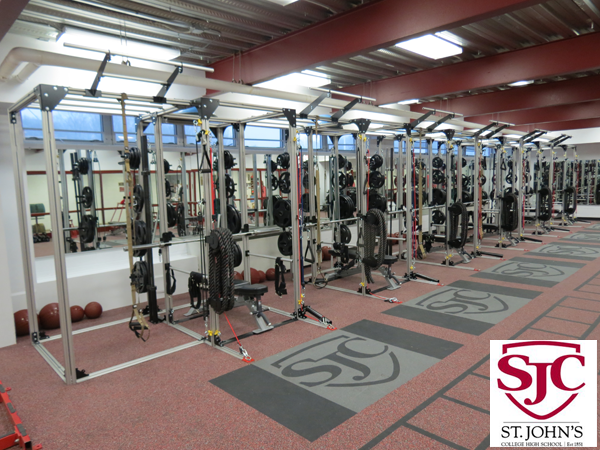 St. Johns College High School | Powering Athletics