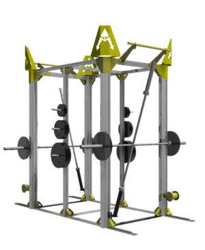 Activity Rack ARX8 WPS